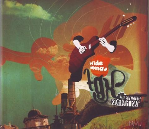 Electronic Jazz TGX Andreu Zaragoza Llibert Fortuny Pablo Schvarzman drum n bass hip hop electronica jazz guitar Barcelona